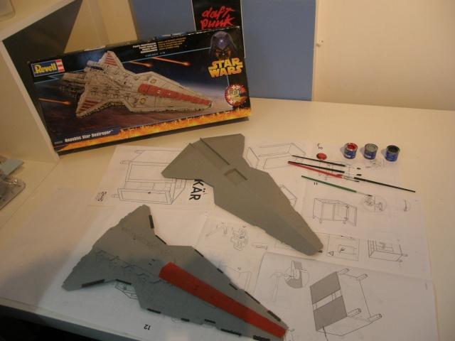 Republic Star Destroyer - Revell P2230112