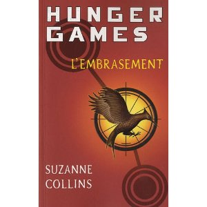 Hunger games - Tome 2 : L'embrasement - Suzanne Collins 51p9xc10