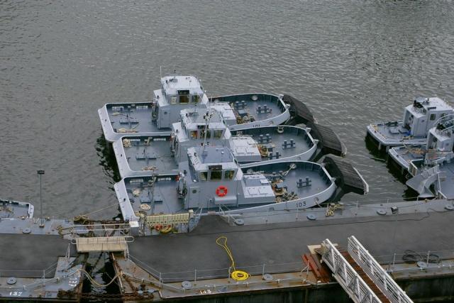 Le port de Brest Sg1l5110