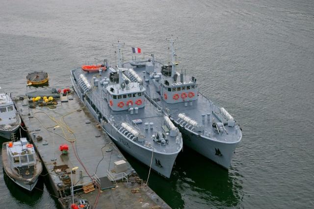 Le port de Brest Sg1l5112