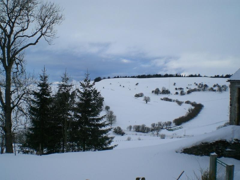 Février sous la neige à Allanche Cimg6232
