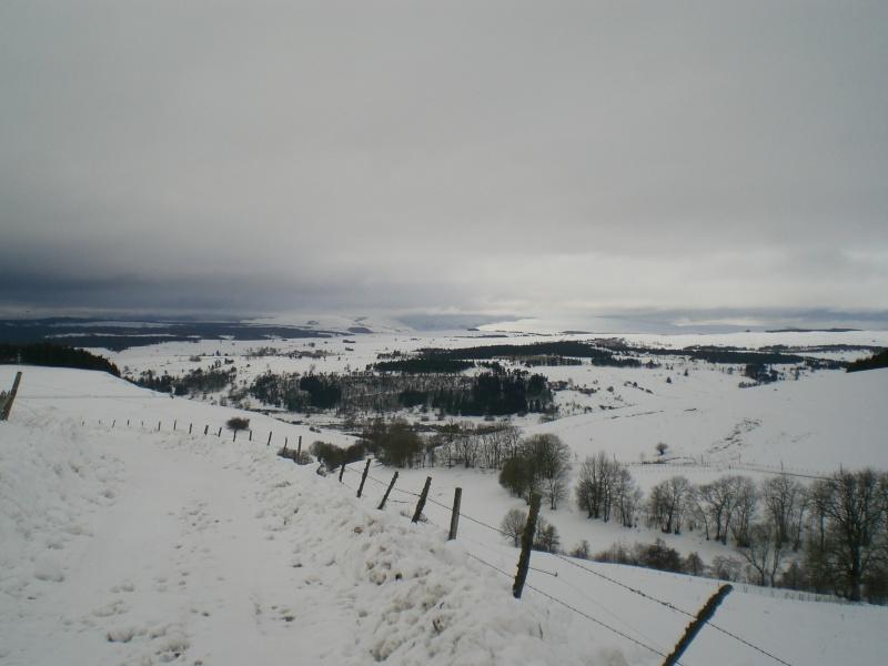 Février sous la neige à Allanche Cimg6235