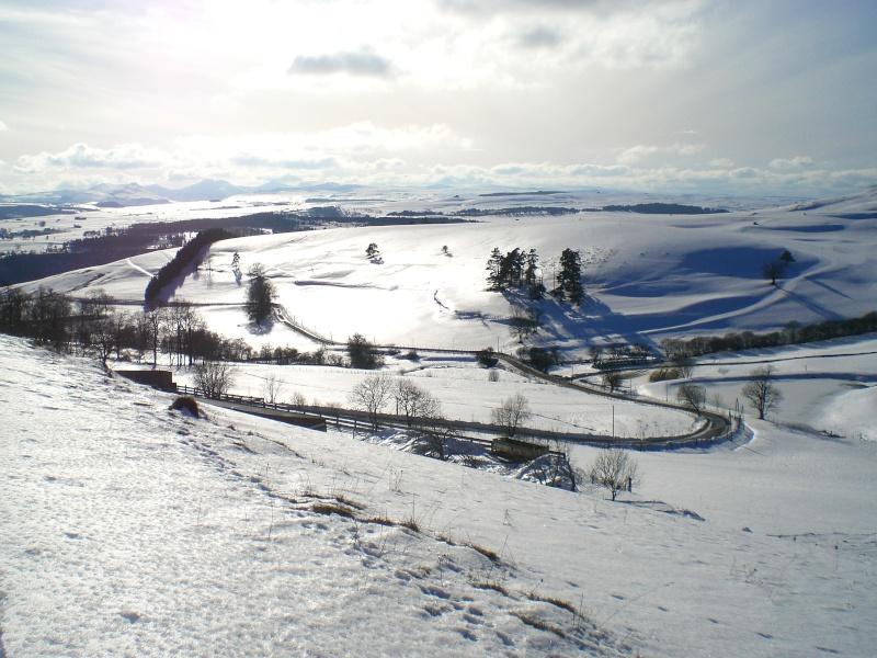 Février sous la neige à Allanche Cimg6332