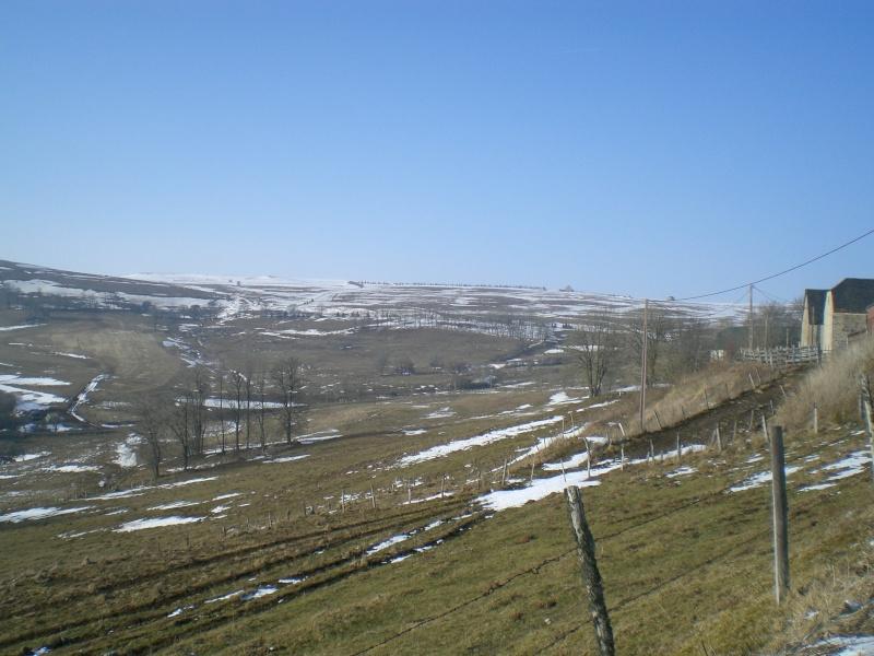 Le cézallier en Mars 2010 Cimg6833