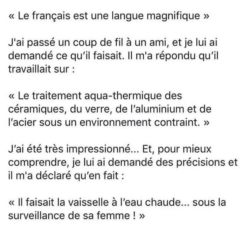 Vive le français et ses nuances! AHAHAAHAH! 29186610