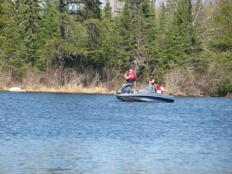 Le printemps existe vraiment! Pêche au sonar. - Page 2 33104610