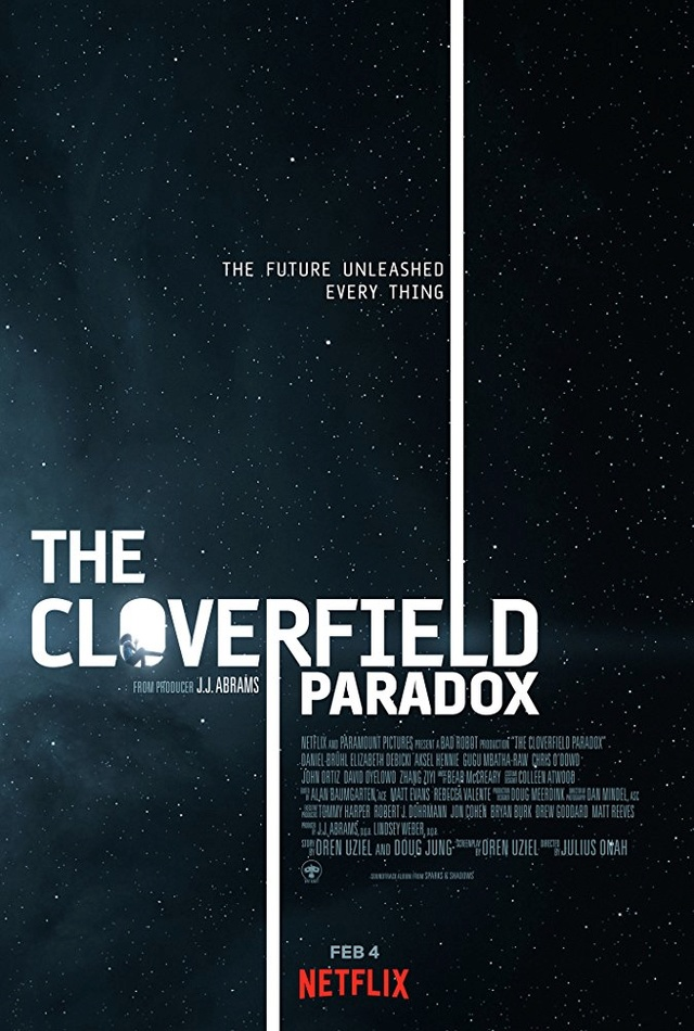 The CLOVERFIELD PARADOX - 2018 Clover10