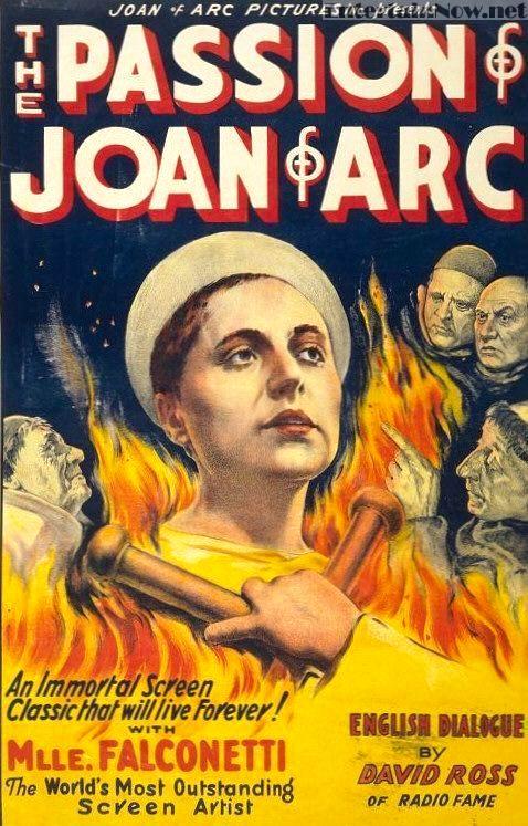 La PASSION DE JEANNE D'ARC - 1928 Jeanne10