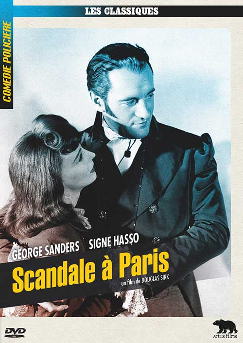 SCANDALE À PARIS - 1946 Scanda10