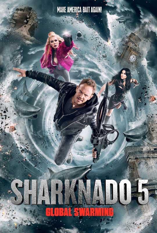 SHARKNADO 5 - 2017 Sharkn10