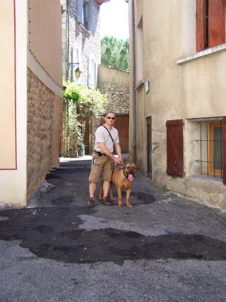 Petit weekend en Drôme provençale avec Haedgar 01510