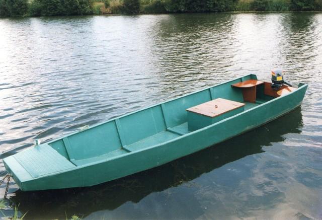 Webmaster = ma 2ème embarcation ( barque fabrication maison ) 2210