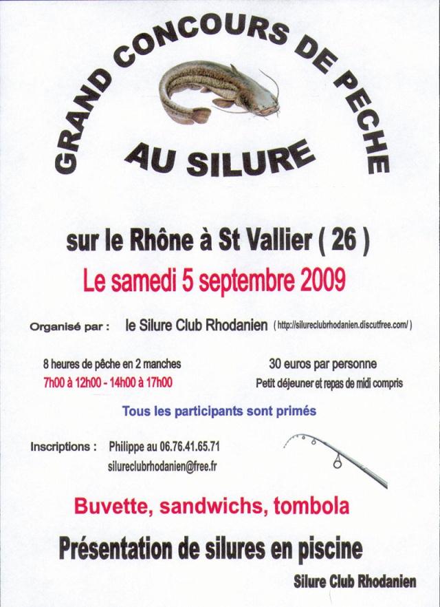 Grand concours de pêche au silure Concou14