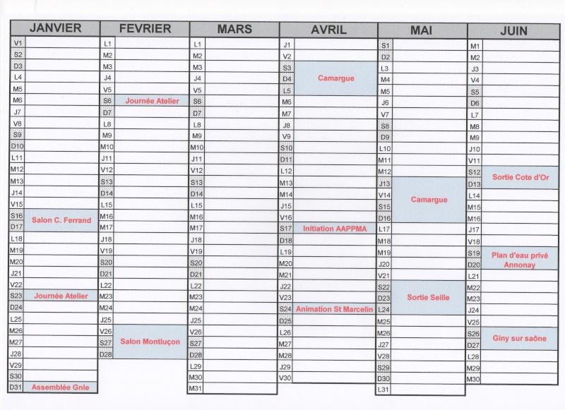 Calendrier des activités Img05910