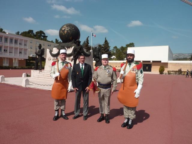 La Légion aura son grand Musée  en 2013 (Pose de la Premiere pierre) A_g_sa12