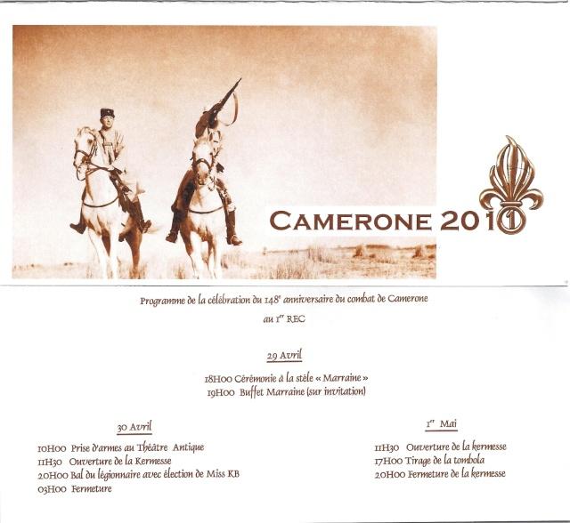 Camerone 2011 Camero74