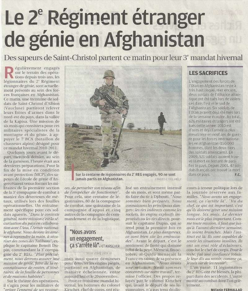 LE 2 REG en AFGHANISTAN Numari51