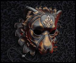 Event : Le Bal d'Hiver - Page 2 Masque10