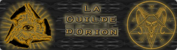 La Guilde d' Orion