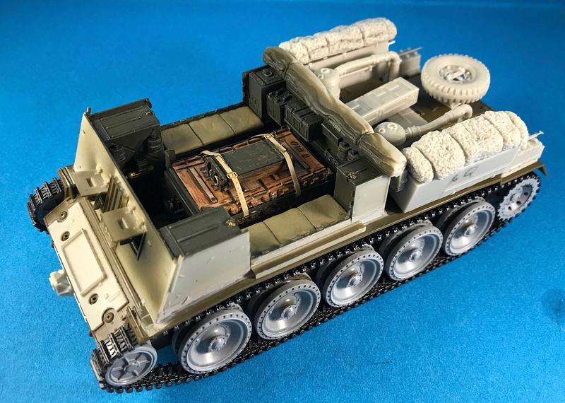 Crusader Gun Tractor et 17 Pdr 1/35 Img_0011