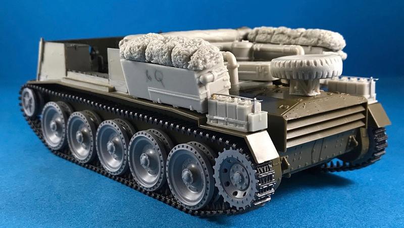 Crusader Gun Tractor et 17 Pdr 1/35 Img_0012