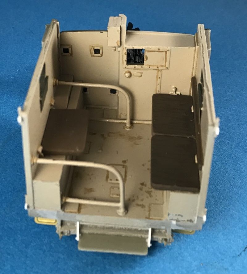 Humber FWD Ambulance Accurate Armour 1/35 Img_2817