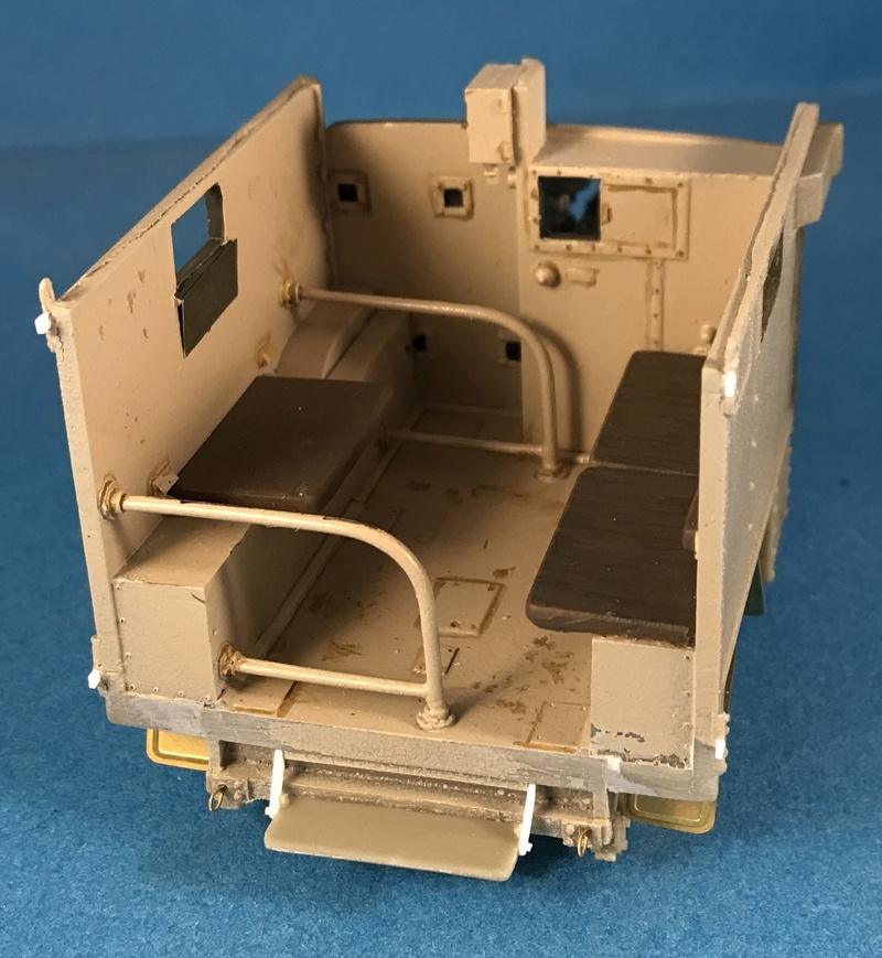 Humber FWD Ambulance Accurate Armour 1/35 Img_2819
