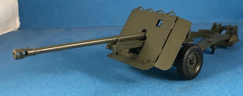 Crusader Gun Tractor et 17 Pdr 1/35 Img_2826
