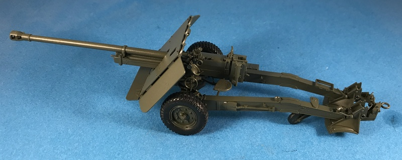 Crusader Gun Tractor et 17 Pdr 1/35 Img_2827