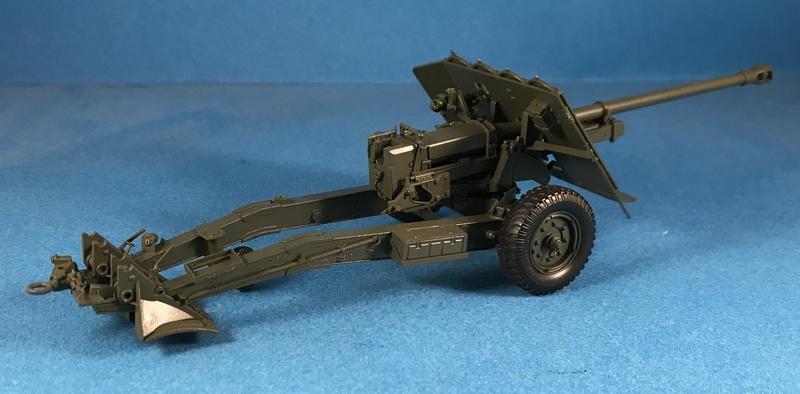Crusader Gun Tractor et 17 Pdr 1/35 Img_2829