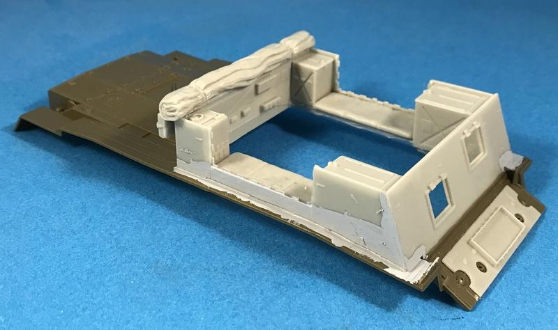 Crusader Gun Tractor et 17 Pdr 1/35 Img_3013