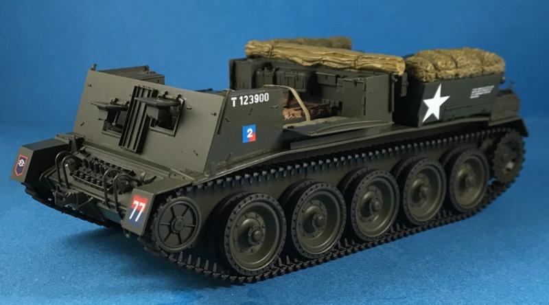 Crusader Gun Tractor et 17 Pdr 1/35 Img_4310
