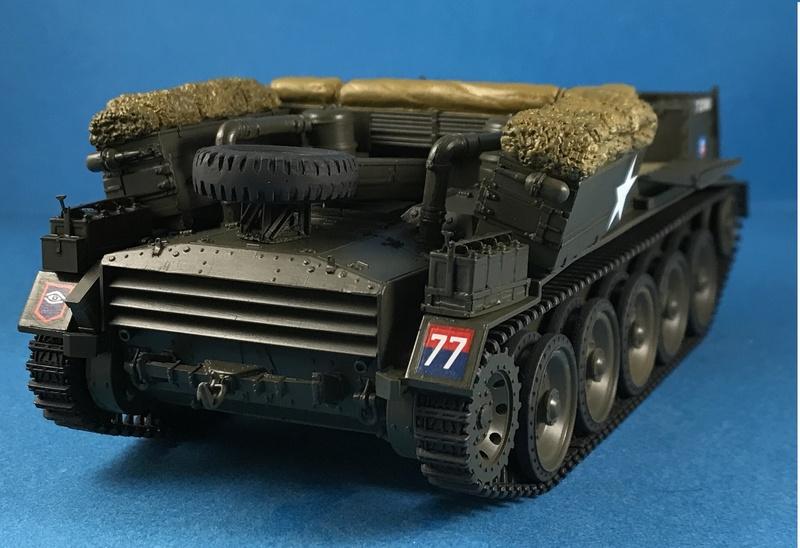Crusader Gun Tractor et 17 Pdr 1/35 Img_4312