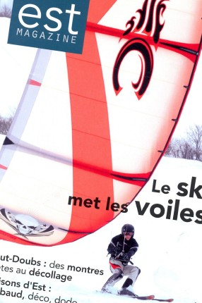 Reportage Snowkite dans Est Mag Sans_t11