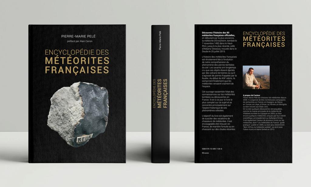 Encyclopédie des météorites françaises Hardco12