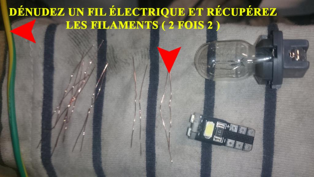 [TUTO OU ASTUCE] Remplacer les ampoules T10 de la console centrale par des LEDS T10led12