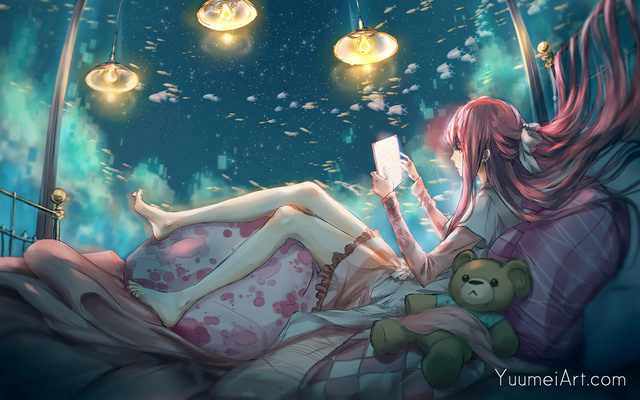 Illustratrice Yuumei In_my_10
