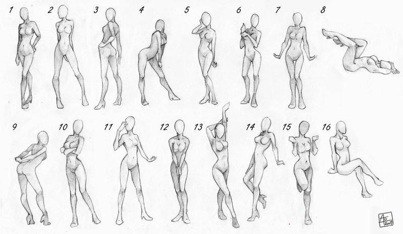Idées de poses humaines Pose_r10