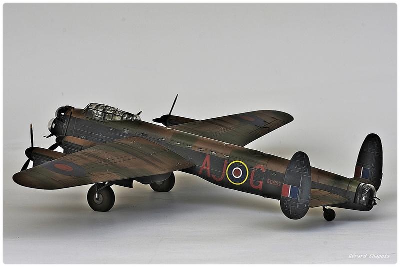 [Revell] Lancaster Dambuster 1/72 Dambus10