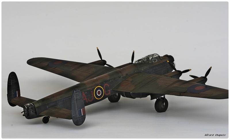 [Revell] Lancaster Dambuster 1/72 Dambus11