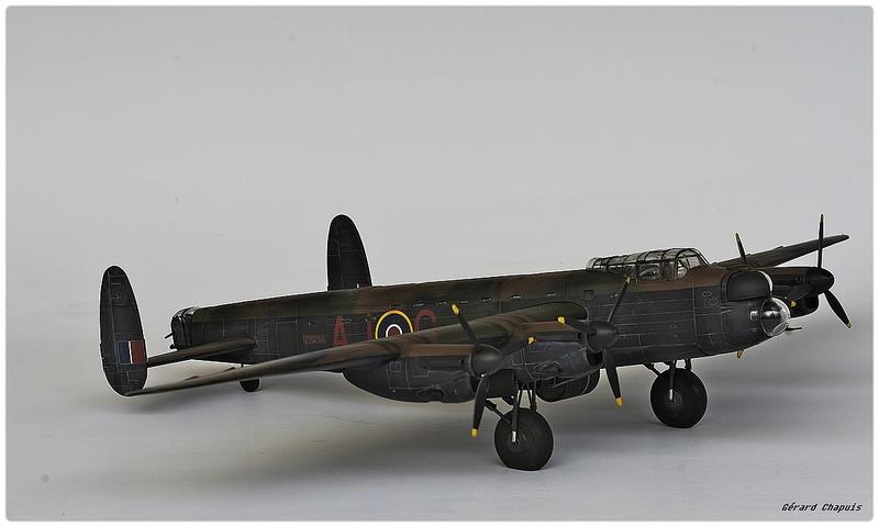 [Revell] Lancaster Dambuster 1/72 Dambus12