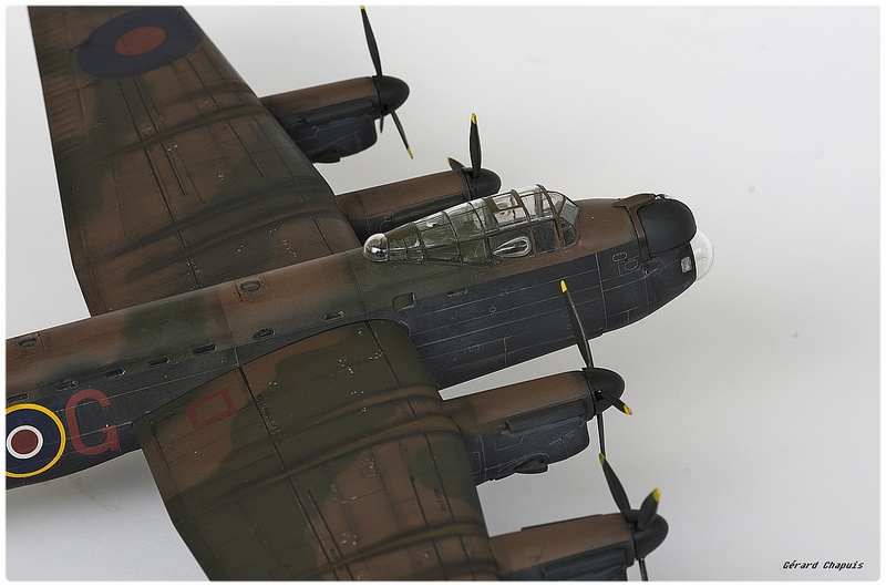 [Revell] Lancaster Dambuster 1/72 Dambus13