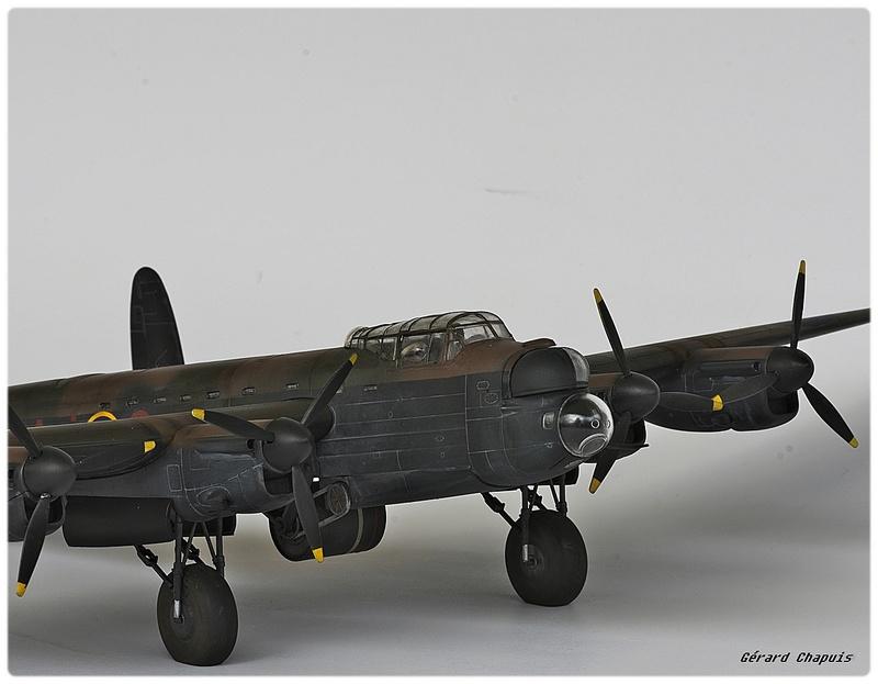 [Revell] Lancaster Dambuster 1/72 Dambus14