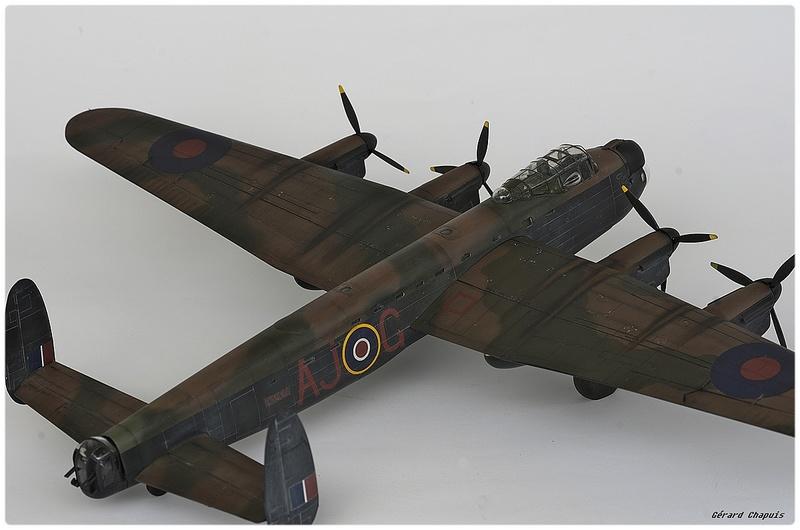 [Revell] Lancaster Dambuster 1/72 Dambus16