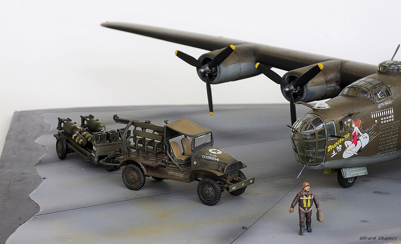 [Airfix] 1/72  Chevrolet M6 et remorque porte-bombes Imgp8854