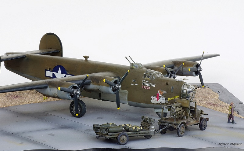 [Airfix] 1/72  Chevrolet M6 et remorque porte-bombes Imgp8855