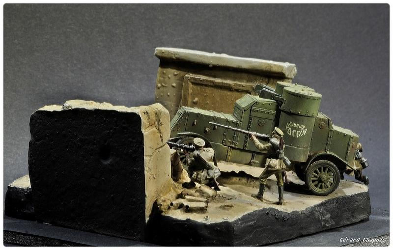 [Master Box]  Austin MK III Front de l'est 1917 (nouvelles photos) Imgp8859