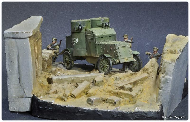 [Master Box]  Austin MK III Front de l'est 1917 (nouvelles photos) Imgp8860