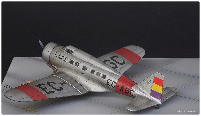 [Azur Frrom] 1/72 Northrop Delta 1 C Imgp8862