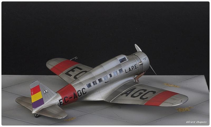 [Azur Frrom] 1/72 Northrop Delta 1 C Imgp8863